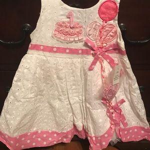 Other - Kids birthday dress NWT